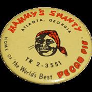 Atlanta Georgia Mammy's Shanty Advertising Mirror