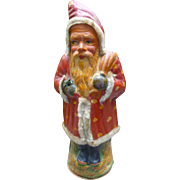 Wonderful German Santa Belsnickle Candy Container