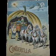McLoughlin Softcover Cinderella Children's Book