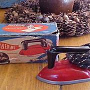 Wolverine Superline Electric Iron Child's Toy