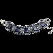 Juliana DeLizza & Elster Blue Bracelet