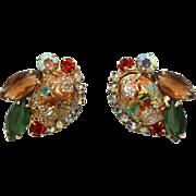 Juliana DeLizza & Elster Easter Egg Earrings