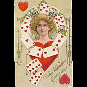 To my Valentine Queen of Hearts Fortune Valentine Series