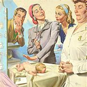 American Art - Joe Little: The Seventy-fifth Baby