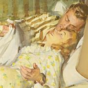 American Art - John Gannam: Guest Husband