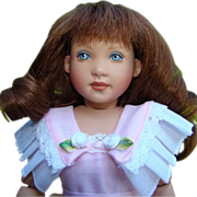 1995 Helen Kish Nanette Doll LE 2500 Dance and Play Collection 12.5 Inch