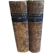 SOLD A Dictionary, Geographical, Statistical and Historical of Various Places, by J. R. McCull