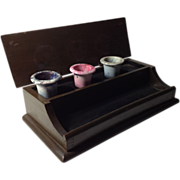 English Ink/Paint Inkstand