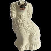 SOLD English King Spaniel Figurine, 1860