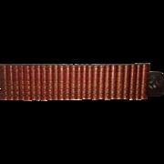 Waverley Novels by Scott, 25 Leather Bound Volumes, 1871