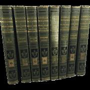 Cassell's Encyclopaedia in 8 Volumes, London, c. 1900