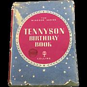 Tennyson Birthday Book
