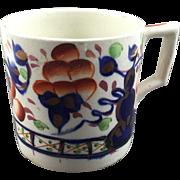 English Gaudy Welsh Large Mug