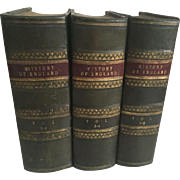 John Cassell's Illustrated History of England in Three Very Large Books, Each Containing Two V