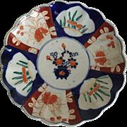 19th Century Imari Plate