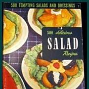500 Tempting & Delicious Salad Recipes ~ Culinary Arts