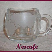 Nestle Nescafe World Globe Mug