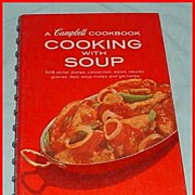 Campbell Cooking with Soup Cookbook