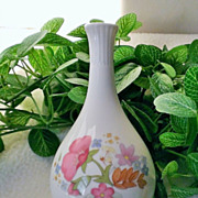 Wedgwood Meadow Sweet Bud Vase
