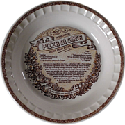 Royal China Country Harvest Pizza di Casa Pie Baker