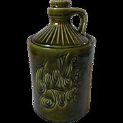McCoy Cookie Jug / Green Cookie Jar