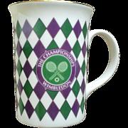 Vintage Wimbledon The Championships Mug