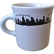 Fishs Eddy New Yorrk Skyline Mug