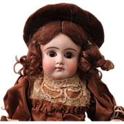 """Belton Girl - 14"""", closed mouth, perfect bisque"""