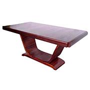 SALE 1435 Stylish Art Deco Rosewood Table c. 1920