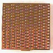 Volupte Basket-weave Compact