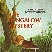 SOLD Nancy Drew, The Bungalow Mystery