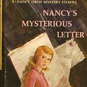 Nancy Drew, Nancy's Mysterious Letter