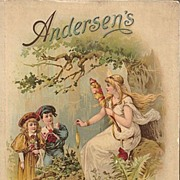 SOLD Fairy Tales for The Children by Hans Christian Andersen