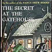 Dana Girls Mystery The Secret at the Gatehouse Carolyn Keene