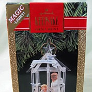 Hallmark Collector's Series Christmas Classics - The Littlest Angel - Lighted Ornament