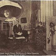 Theater Advertising Postcard - The Nest Egg - Park Theatre, Boston, Massachusetts