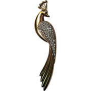 Austria Bird Pin Elegant