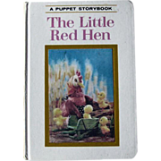 Puppet Storybook The Little Red Hen