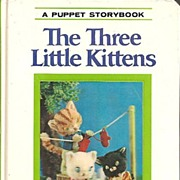 The Three Little Kittens - A Puppet Storybook