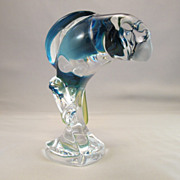 Bayel Royales de Champagne Crystal Parrot from France