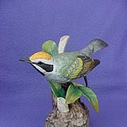 1983 Audubon Golden Winged Warbler