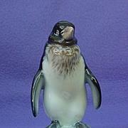 Vintage Rosenthal Penguin Figurine