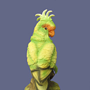 1983 J. Byron Cockatoo Figurine