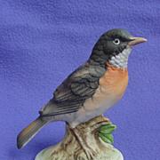 SOLD Vintage Lefton China Robin