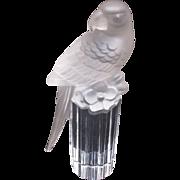 Goebel Germany Crystal Macaw