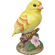 SOLD Andrea Baby Canary Figurine