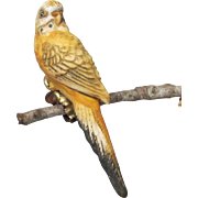 SOLD Clip On Budgie Bird