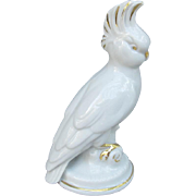 Cockatoo Figurine from Germany