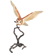 Royal Wocester Screech Owl
