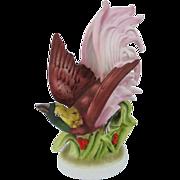 SOLD Rare Lefton Bird of Paradise Figurine